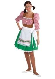 Tiroolse jurk op=op