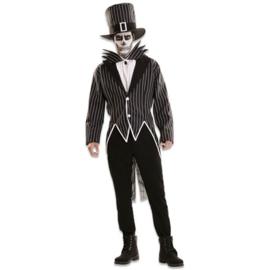 Skeleton elegant kostuum