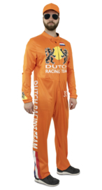 Formule 1 overall oranje Max | Limited edition