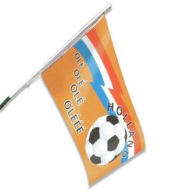 Oranje Gevelvlag Holland  90x150cm