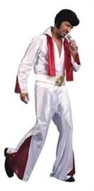 Elvis kostuum compleet