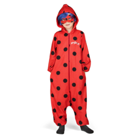 Miracalous Onesie Lady Bug