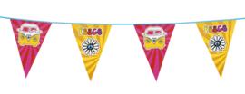 60's peace vlaggenlijn