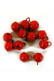 Belletjes rood
