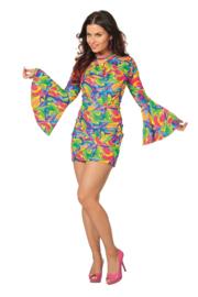 Hippie jurk fantasy OP=OP