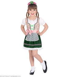 Beierse meisjes jurkje
