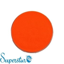 Superstar waterschmink fluor oranje