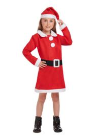 Kerstjurkje meisje | kerstmeisje