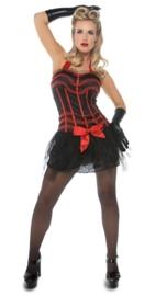 Moulin rouge jurkje