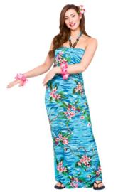 Tropisch jurkje lang