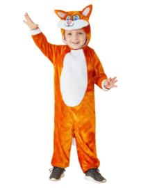 Mini kat kostuum