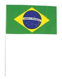 Zwaaivlag Brazilie