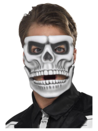 Day of the dead skeleton masker