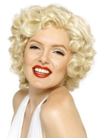 Marilyn Monroe pruik license