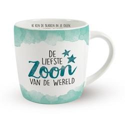 Enjoy Mok - Liefste Zoon | Koffie beker