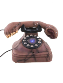 Griezelige telefoon