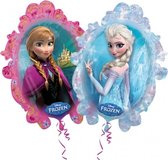 Folieballon Frozen SuperShape