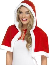 Mini kerstcape