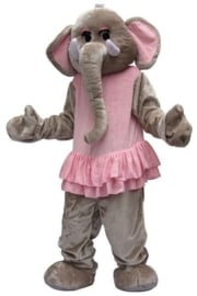 Olifant promotie kostuum