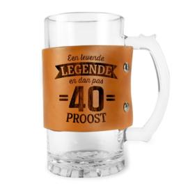Bierpul - 40 jaar | Luxe
