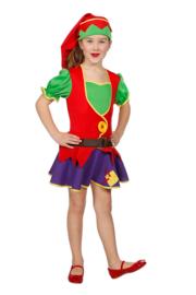 Kabouters meisje jurkje