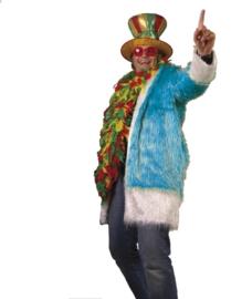 Carnavals jas bauw