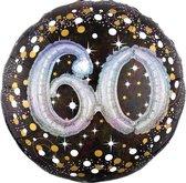 Folieballon sparkling 3D 60 (81cm)