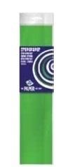 Crepe papier licht groen