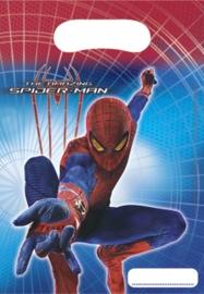 Spiderman feestzakjes