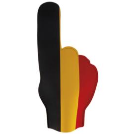 Foam hand Belgie