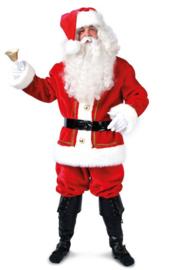 Kerstman plushe luxe