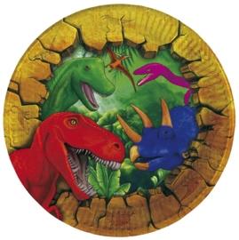 Bordjes Dinosaurus