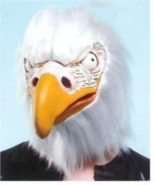 Masker rubber adelaarskop