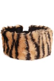 Bont hoofdband tijgerprint