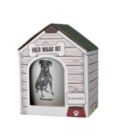 Dog mug - Rottweiler | Honden mok
