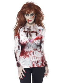 Zombie T shirt ladies