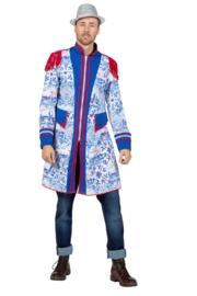 Delftsblauw jas holland