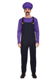 Super Waluigi kostuum
