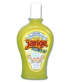 Shampoo fun de jarige