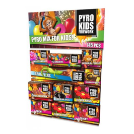 Pyro kids (pakket) | Categorie 1