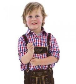 Tiroler overhemd kinderen