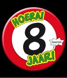 Button XL 8 jaar