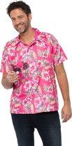 Hawai shirt Deluxe Pink