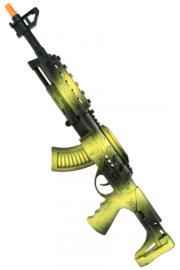 Army ratelgeweer AK47