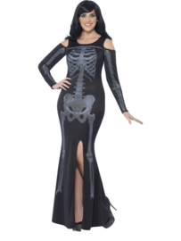 Skeleton jurk Elegance