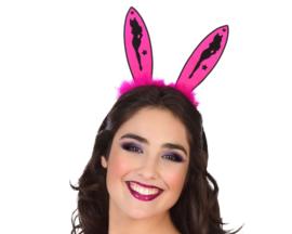 Diadeem bunny Bride to Be