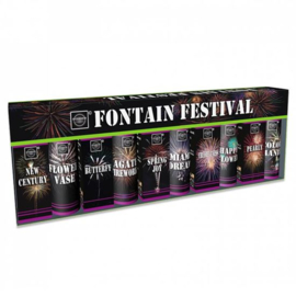 Fountain Festival (pakket) | Categorie 1