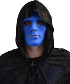 Blue Masker Pvc
