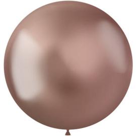 Ballonnen Intense Rosegold 48cm - 5 stuks
