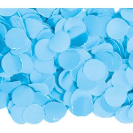 Confetti 100gr licht blauw